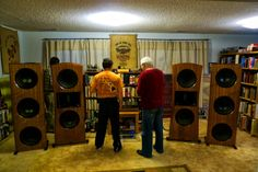 http://jeffsplace.me/wordpress/?p=5039  Hawthorne Audio Reference speakers
