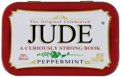 EVANA   Jude: A Curiously Strong Book   June 1, 2015