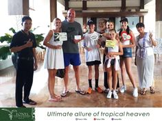 Mr. James Bolletta and family has been spend their family holiday with Tonys Villas and Resort. Thank you for choosing us as your holiday accommodation. The, we will more than happy to welcome all of you on the next trip. . . . #bali #seminyak #tonysvilla #holiday #vacation #staydifferent #travelblogger #traveltobali #balimagic #voucher #freestay.  www.balitonys.com