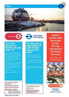 Getting a discount on the Emirates Cable Car was great. Meant a real experience of a river crossing for just £3.40 #NectarLifestyle