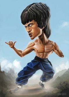 Bruce Lee. #legend