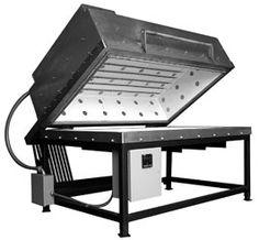 Glass Annealing Oven