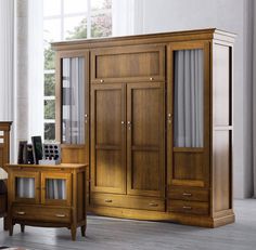 : A Vibrant Boston Penthouse with Historic Flair Wardrobe Room, Wardrobe Furniture, Wardrobe Design Bedroom, Waredrobe Design, Solid Wood Wardrobes, Modern Closet Doors, Almirah Designs, Cupboard Design, Italian Furniture