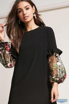 How to Wear: The Best Casual Outfit Ideas - Fashion Fashion Details, Look Fashion, Hijab Fashion, Fashion Dresses, Womens Fashion, Fashion Design, Fashion Trends, Fashion Black, Girl Fashion