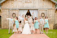 McGarity House Wedding | GA Wedding | Paris Mountain Photography Wedding Group Photos, Girls Dresses, Flower Girl Dresses, Mountain Photography, Bridesmaid Dresses, Wedding Dresses, Family Photos, Paris, Flowers