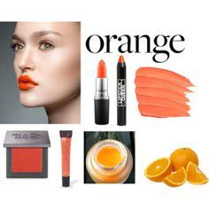 Fall Beauty: Orange Crush (mine)