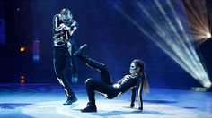 Carly Blaney and Serge Onik perform a Hip Hop routine choreographed by Luther Brown. See more: http://fox.tv/1ru7OXL