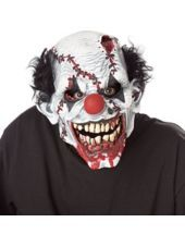 Ripper Clown Mask - Party City