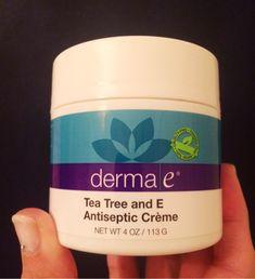 毛穴が消える!驚きのクリーム。Derma E ティーツリー・E防腐剤クリーム | mimiHerbLOG Face Care, Skin Care, Beauty Skin, Beauty Makeup, Blemish Remover, Mineral Cosmetics, Beauty Cream, Nice Cream, Face Skin
