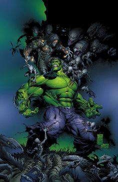 The Hulk...........