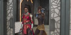 How Black Panther Will Treat Its Female Characters Differently From Other Superhero Projects, According To Lupita Nyong'o