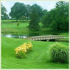 Elbel Park G.C., South Bend Indiana.