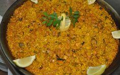 Arroz a banda de Casa Cesareo en comer en valencia