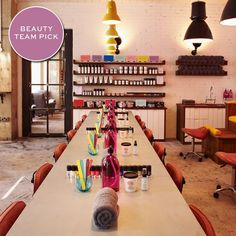 Your guide to the best speedy treatments and all-in-one beauty salons in the UK   Stylist Magazine