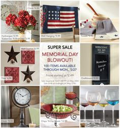 memorial day sale kitchen