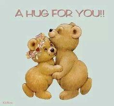 Hug for you