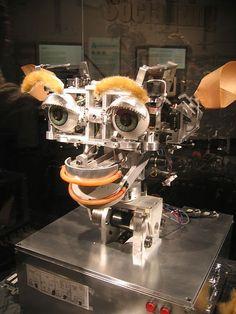 Kismet (robot) - Wikipedia, the free encyclopedia