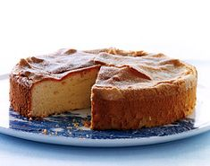 """Lemon Olive Oil Cake from Epicurious (otherwise known as """"what I shall be making for my husband's birthday"""" cake)"""