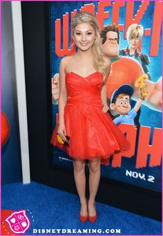 Stefanie Scott Is Ready For Her Meet And Greet In Houston, Texas On November 23, 2012