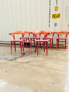 cafechairs: #Real Thonet 2 Dozen cafe #chairs   SOLD