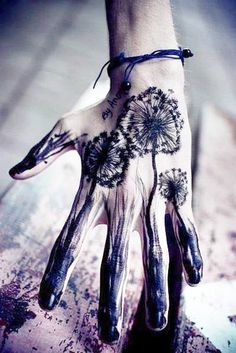 Oszałamiająca Tatuaże na rękach