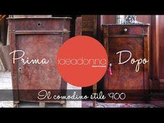 Le Idee di Casamia: Recupero e restauro mobili - seconda puntata
