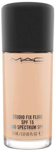 MAC M?A?C Studio Fix Fluid Foundation SPF 15 #maccosmetics #foundation #mua #women