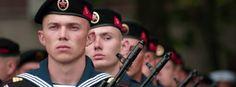 Russische Marinesoldaten auf der Krim: Moskau will ihre Zahl aufstocken
