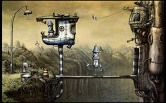 machinarium - Buscar con Google