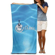 The Citadel Bulldogs Citadel Bulldogs Logo 31551Pool Beach Towel *** Want additional info? Click on the image.