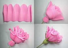 coração Wall Wall The Effective Pictures We Offer You About DIY Fabric Flowers pattern A quality picture can tell you many things. Handmade Flowers, Diy Flowers, Fabric Flowers, Paper Flowers Wedding, Tissue Paper Flowers, Crepe Paper Roses, Paper Leaves, Diy Paper, Paper Crafts