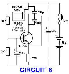 f m receiver circuit diagram free