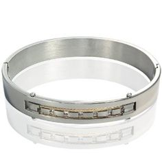 316L Stainless Steel Bracelet with Gold Plated Rope Inlay and CZ Stones (Jewelry)  http://www.quickreviewsblog.com/amprod/amprod.php?p=B007NNR4EC  B007NNR4EC