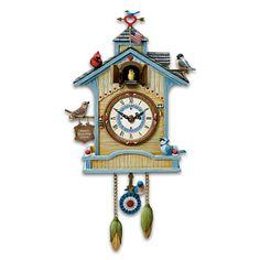 Peep's Place Cuckoo Clock