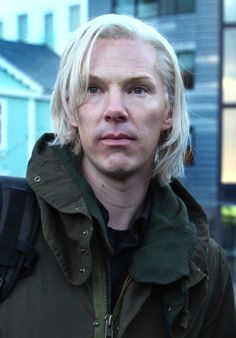 """First Look: Benedict Cumberbatch in upcoming Wikileaks movie """"The Fifth Estate"""""""