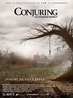 James Wan - Conjuring : Les Dossiers Warren