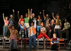 """RENT won the 1996 TONY for Best Musical. Listen to """"Seasons of Love"""" on Curtain Critic's Spotify Playlist: http://t.co/v6pv99ts"""