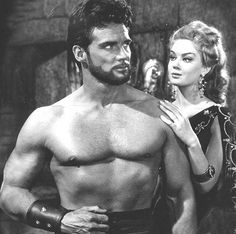 We can take in an old Steve Reeves movie. Steve Reeves, Marc Singer, Action Movie Stars, Beefy Men, Natural Bodybuilding, Rocky Horror, Pictures Of People, John Wayne, Bruce Lee