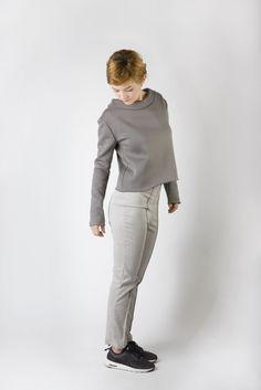 BekkiBraunBerlin - Straight pants
