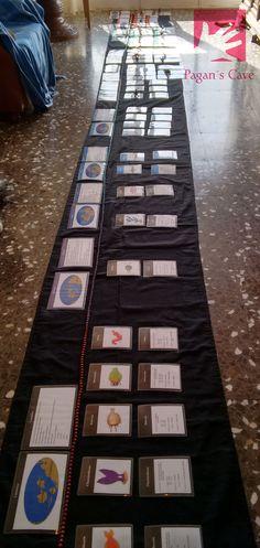 Collar de Historia como realizarlo – INCLUYE SORTEO Maria Montessori, Collar, Timeline, Pagan, Cave, Culture, School, Diy, Ideas