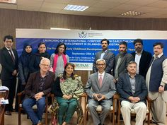 in collaboration with development partners and formally launched on . This international conference will be held on September 2019 at AIOU in Islamabad with the theme 'The promise of Early Childhood Development-Investing in Early Years'. Allama Iqbal, Early Childhood, Collaboration, Conference, Investing, September, University, Product Launch, Colleges