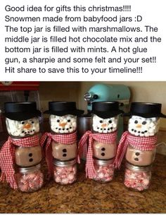 Great gift idea for coworkers or teachers !