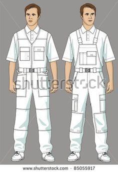 84 Best Mechanics Uniform Images In 2016 Clothing