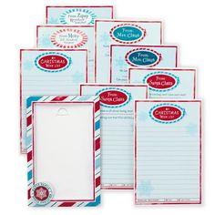 Northpole Magic Mail™ Stationery