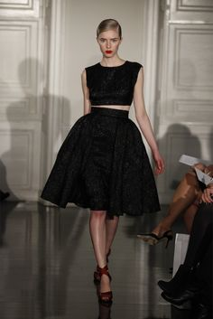 Emilia Wickstead Fall 2012