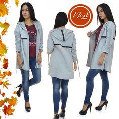 Next Fashion, Coat, Fall, Polyvore, Jackets, Image, Autumn, Down Jackets, Peacoats