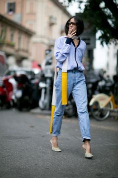 THE BEST OF MILAN FASHION WEEK STREET STYLE SPRING 2016   DAY 6   The Impression