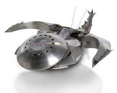 Warhead - from Battlebots                                                                                                                                                                                 Más