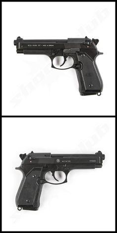 Reck Miami 92 F Signalpistole 9mm P.A.K. #schreckschuss ww.shoot-club.de