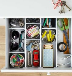IKEA Storage Organization Ideas 2013